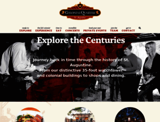 colonialquarter.com screenshot
