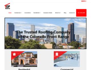 colorado-roofing.com screenshot