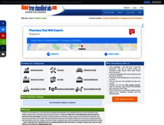 colorado.global-free-classified-ads.com screenshot