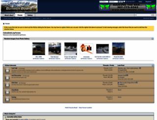 colorado4x4.org screenshot