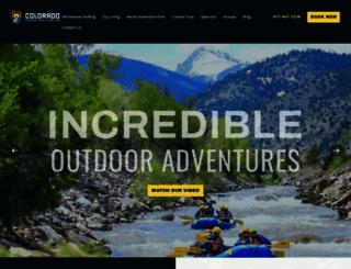 coloradoadventurecenter.com screenshot