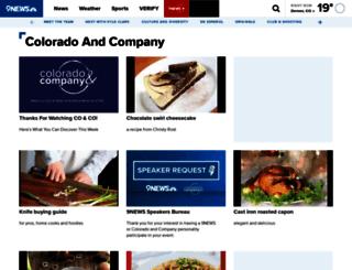 coloradoandco.com screenshot