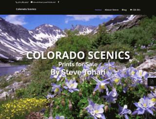 coloradoscenics.com screenshot