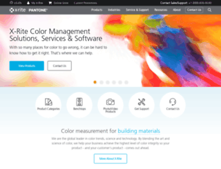 colorcert.com screenshot