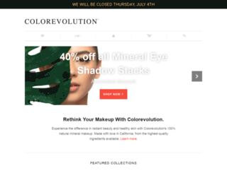 colorevolution.net screenshot