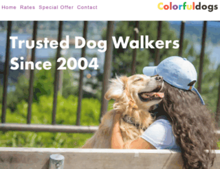 colorfuldogs.com screenshot
