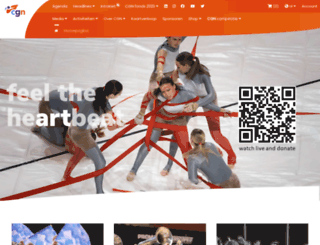 colorguard.org screenshot