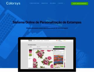colorindoestampas.com.br screenshot