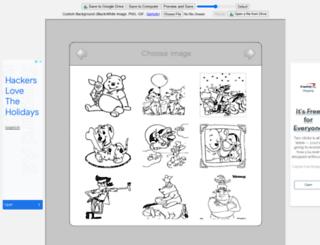 coloringbook.booogle.net screenshot