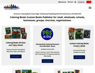 coloringbook.com screenshot