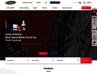 colorndrive.com screenshot