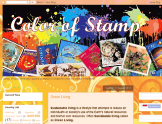 colorofstamp.blogspot.com screenshot