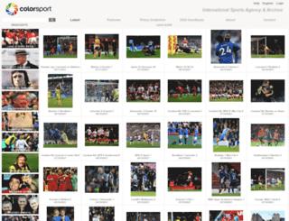 colorsport.co.uk screenshot