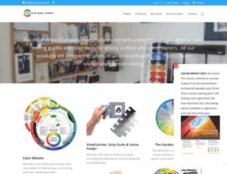 colorwheelco.com screenshot