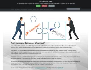colourgen.com screenshot