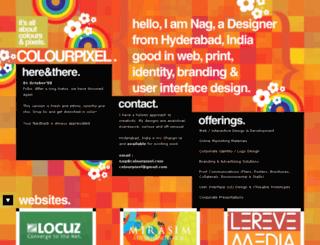 colourpixel.com screenshot