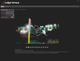 colprensa.net screenshot