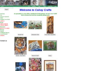 colray-crafts.com screenshot