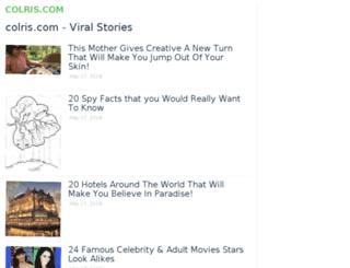 colris.com screenshot