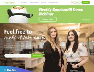 colsonfoods.bamboohr.com screenshot