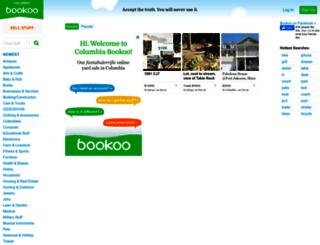 columbia.bookoo.com screenshot