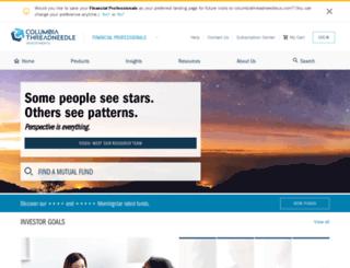 columbiamanagement.com screenshot