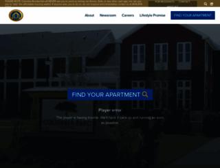 columbiares.com screenshot