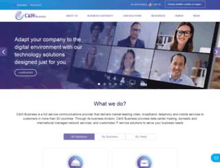 columbus-business.com screenshot