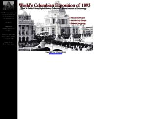 columbus.iit.edu screenshot