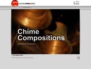 columbuspublicart.com screenshot