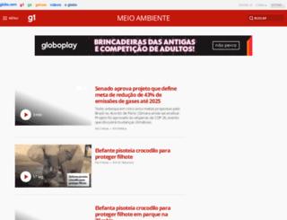 colunas.globoamazonia.com screenshot