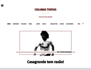 colunastortas.wordpress.com screenshot