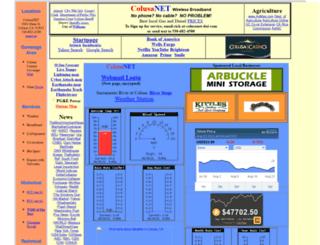 colusanet.com screenshot