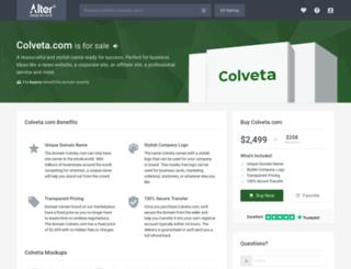 colveta.com screenshot