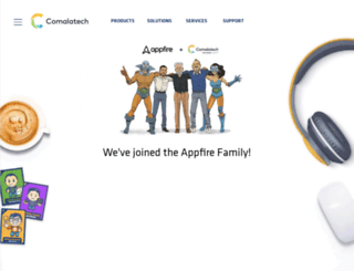 comalatech.com screenshot
