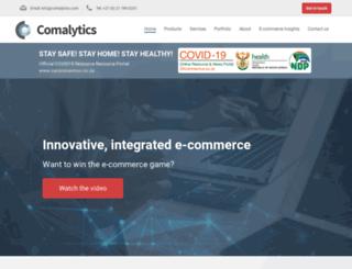 comalytics.com screenshot