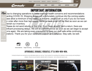 comanche.eagleimportsinc.com screenshot