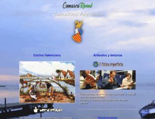comarcarural.com screenshot