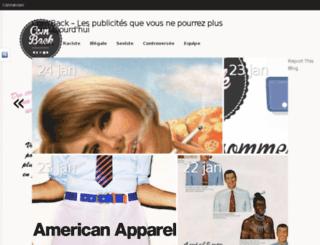 comback.blog-de-com.com screenshot