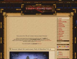 combatsi.com screenshot