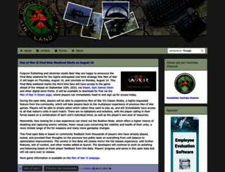 combatsim.com screenshot