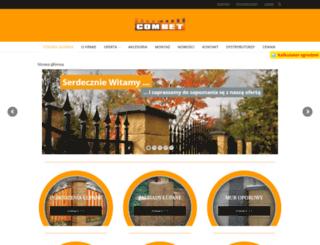 combet.com.pl screenshot