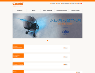 combi.com.sg screenshot
