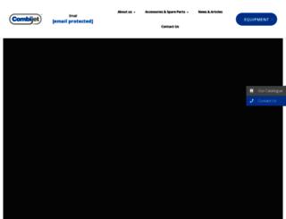 combijet.com screenshot