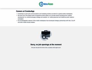 comboapp.workable.com screenshot