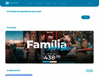 comboiguassu.com.br screenshot