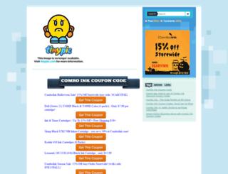 comboinkcouponcodes.blogspot.in screenshot