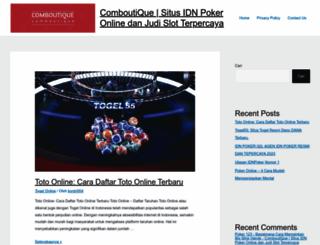 comboutique.com screenshot