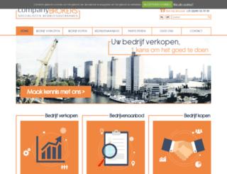 combrok.nl screenshot
