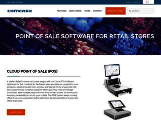 comcash.com screenshot